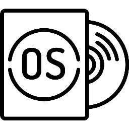 sistema operativo icono